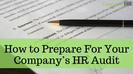 How to Prepare For Your Company's HR Audit