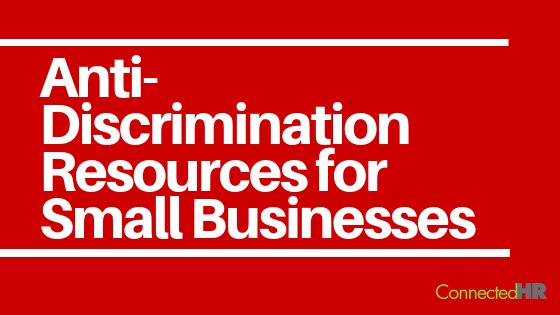 Anti-Discrimination Resources for Small Businesses