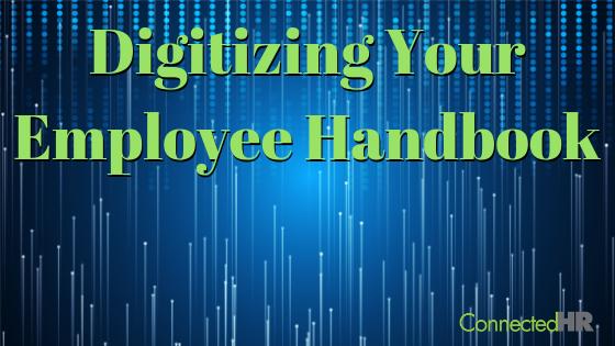 Digitizing Your Employee Handbook
