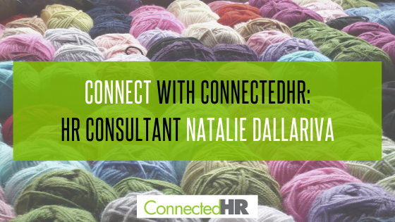 Connect with ConnectedHR: HR Consultant Natalie DallaRiva